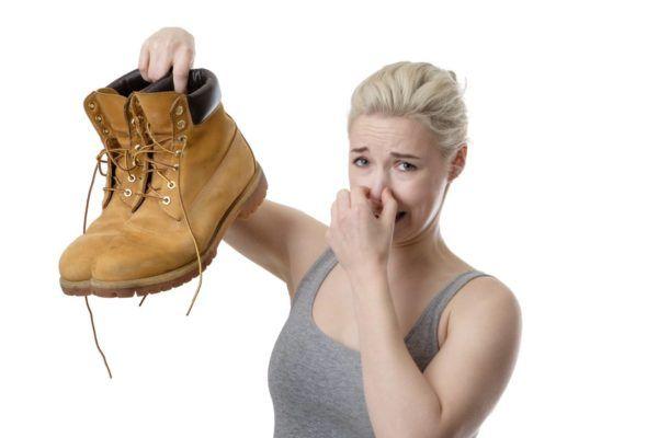 odaban para tirar chulé do sapato